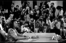 Anita Hill Testifies