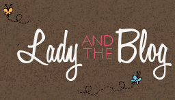 Lady and the Blog Logo