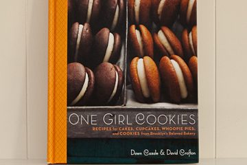 One Girl Cookies_Cookbook