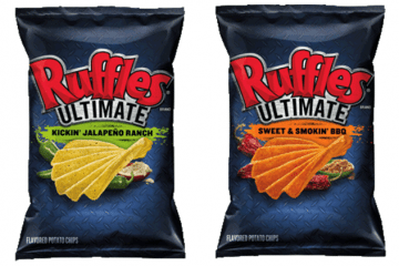 New Ruffles Ultimate