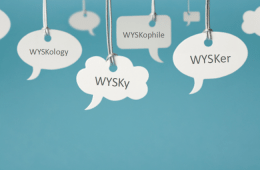 WYSK lingo from the WYSK-tionary