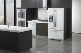 Whirlpool White Ice Collection