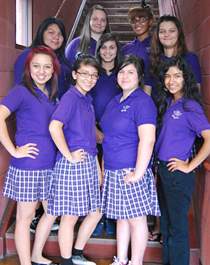 Girls Leadership Academy of Arizona Team