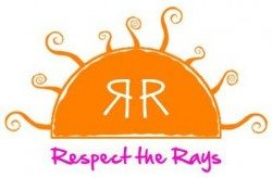 Respect The Rays logo