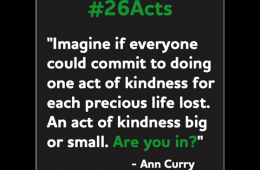 #26Acts Of Kindness