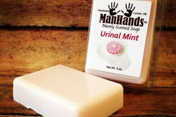 ManHands Manly Scented Soap_Urinal Mint