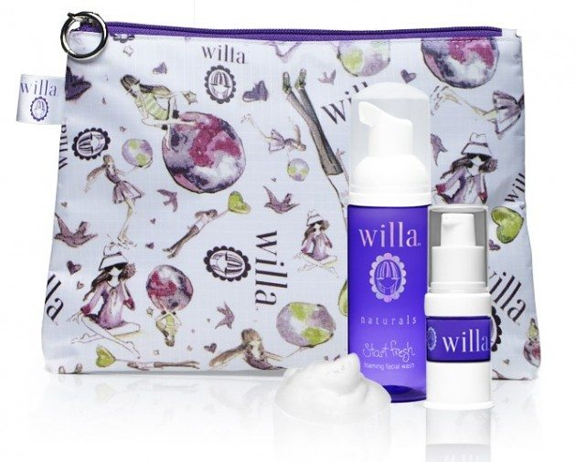 willa travel bag