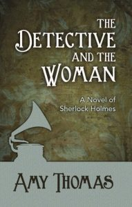The Detective And The Woman_Amy Thomas