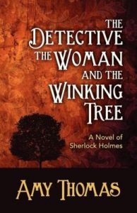 The Detective, The Woman, And The Winking Tree_Amy Thomas
