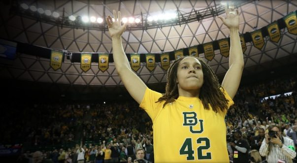 Brittney Griner (Robert Rogers:Baylor Marketing & Communications)