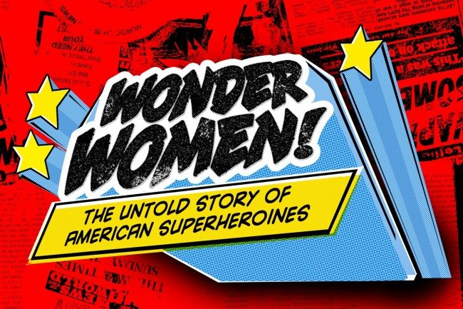 WONDER WOMEN! Film Logo