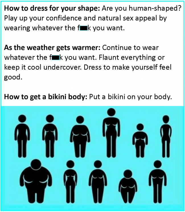 How to get a bikini body_2