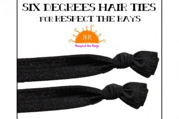Six Degrees Hair Ties For Respect The Rays