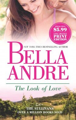 The Look of Love_Bella Andre_cover1
