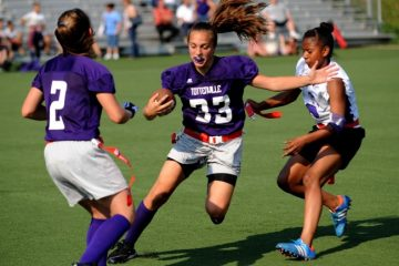 Girls Flag Football