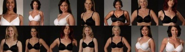 different women in Jockey bras