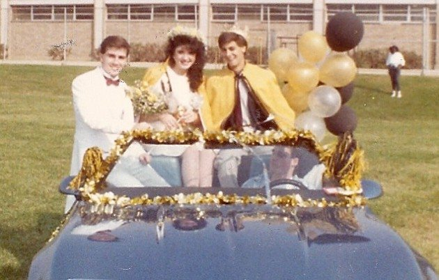 Dorina HS Homecoming Queen 1989