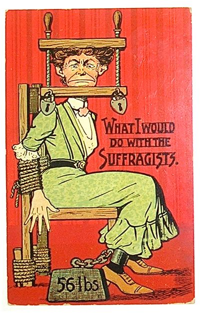 Women's Suffrage Memorabilia2