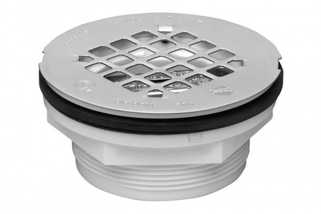 Fix It Friday How To Clear A Stubborn Shower Drain Clog When You Ve Got A Snap In Strainer