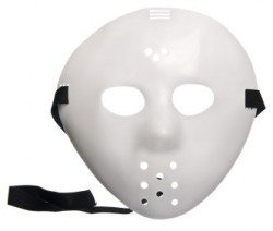 Scary Halloween Hockey Mask