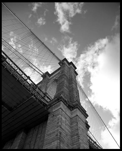 Brooklyn Bridge Upshot