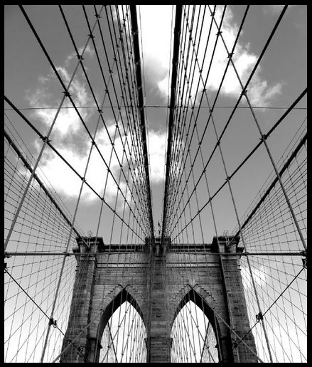 Brooklyn Bridge Web