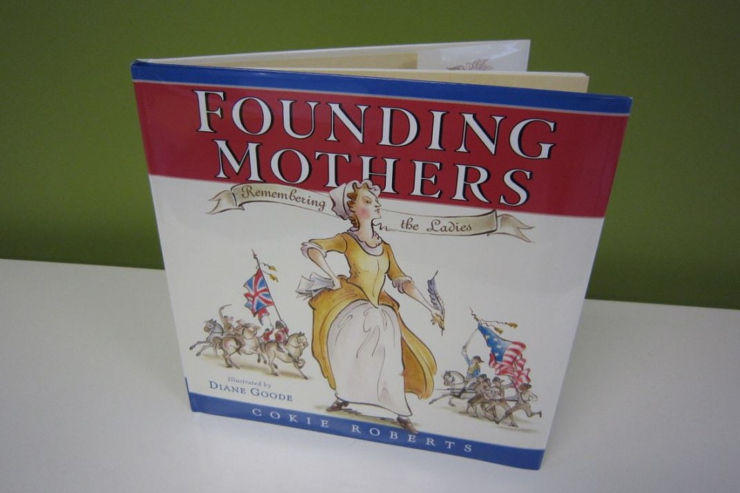 Founding Mothers Book