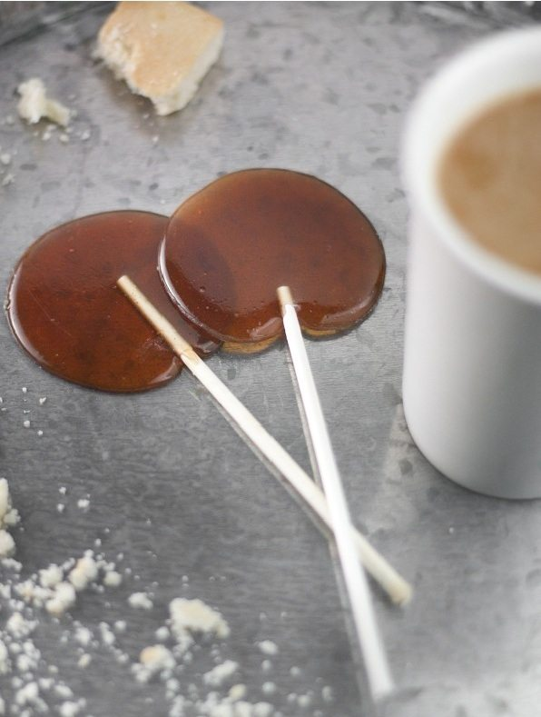 coffee on a stick