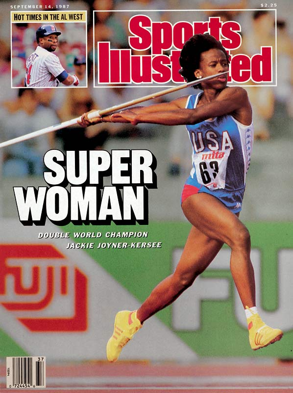 jackie-joyner-kersee Sports illustrated