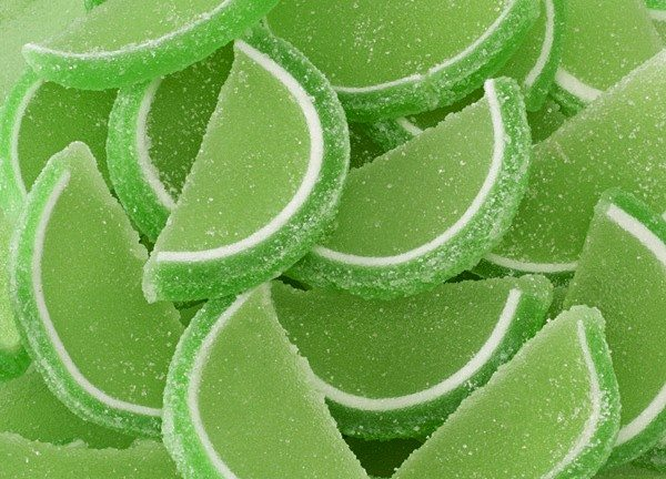 lime-Fruit-Jelly-Slices