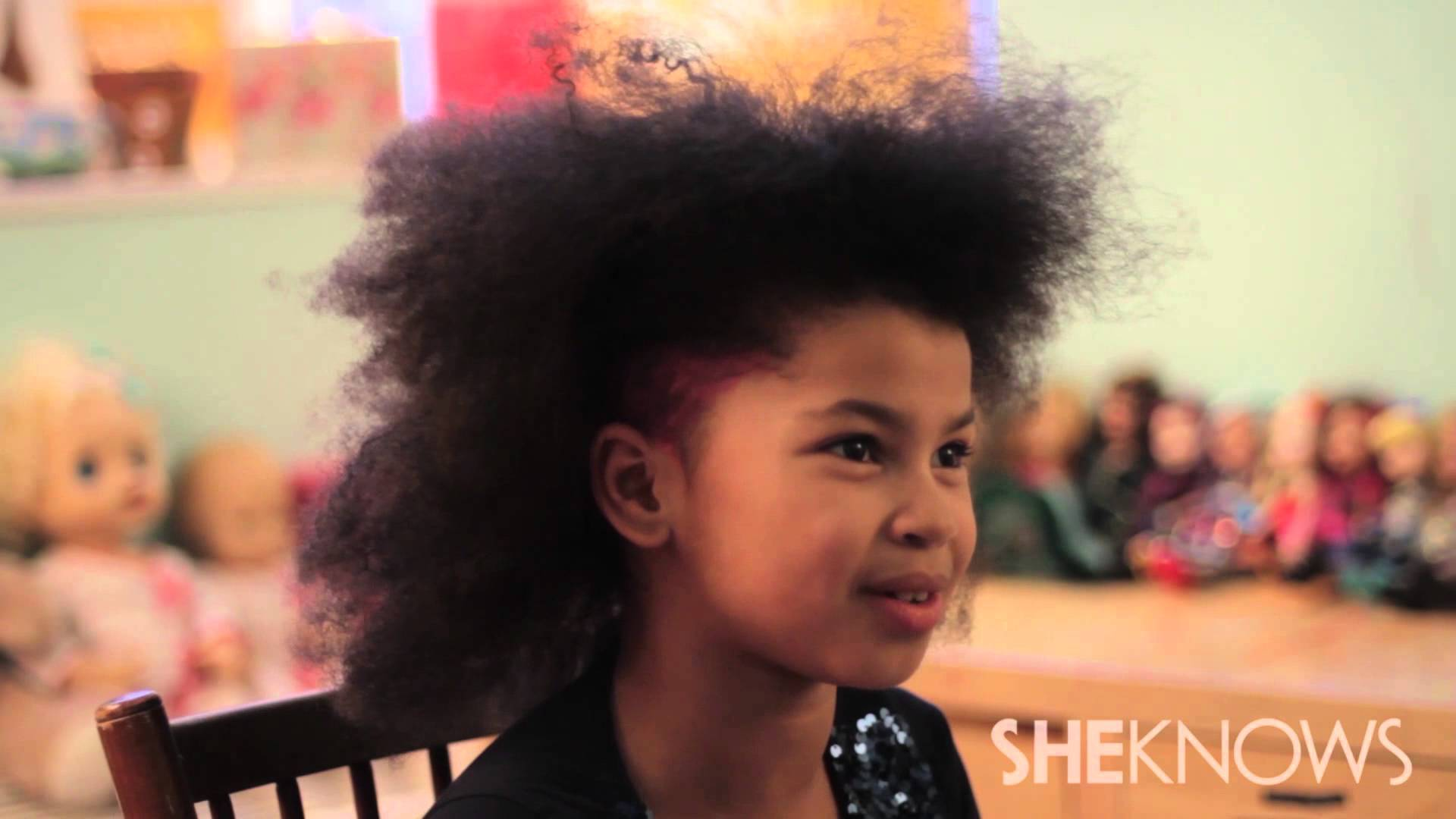 Sheryl Sandberg Wants To #BanBossy, But These Girls Want To Talk About What #BossyIs [VIDEO]