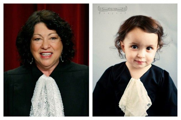 Minnie Dean as Sonia Sotomayor