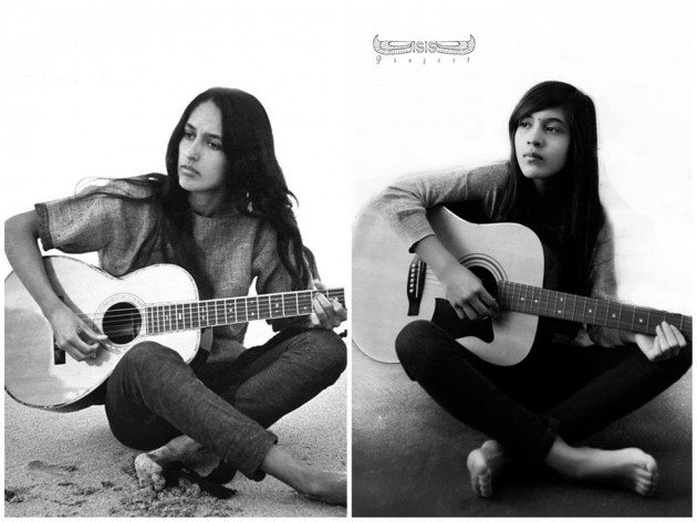 Erica Lerma as Joan Baez