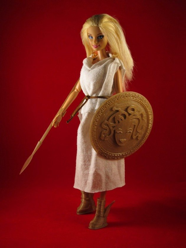 Athena Barbie