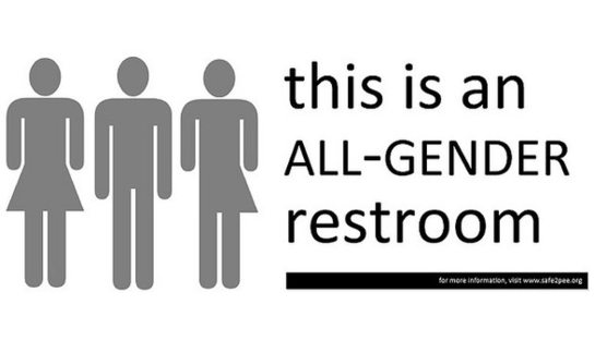 all gender signs coming to a restroom near you