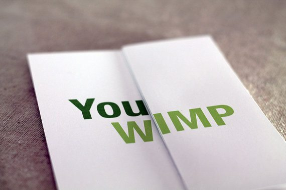 snarky greeting cards reveal sweet sentiments