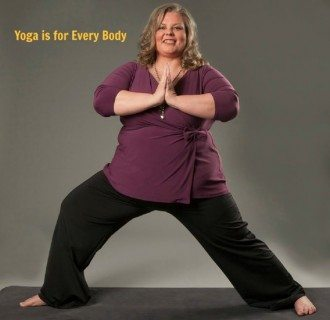 Tiina Veer, Founder, Yoga For Round Bodies