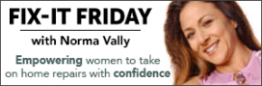 Fix-it Friday with Norma Vally