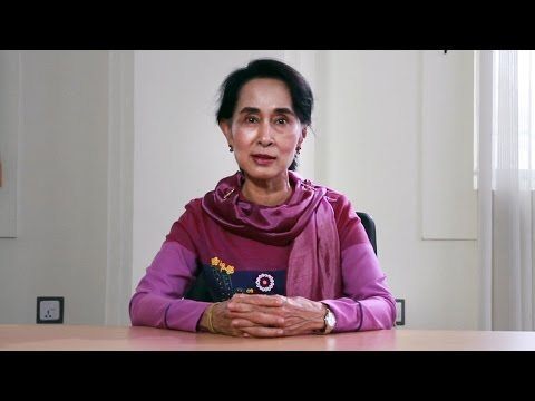 Nobel Peace Prize Winner Aung San Suu Kyi Has Something Important To Say On The Rights Of Women And Girls