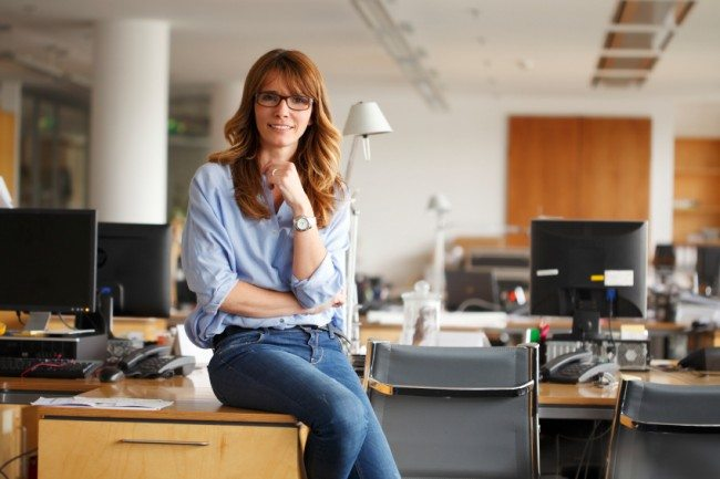 Female Fantasy Office: What If Workplaces Were Designed For Women ...