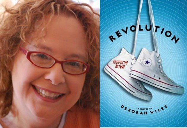 Deborah Wiles, Revolution: The Sixties Trilogy