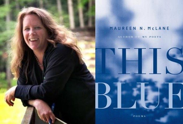 Maureen N. McLane, This Blue