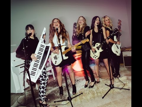 All-Female Band, The Mrs., Changes The Way Women Look In The Mirror… #imEnough