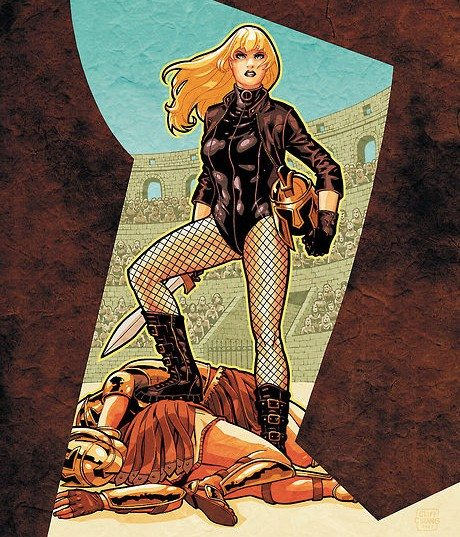 black canary inspiration