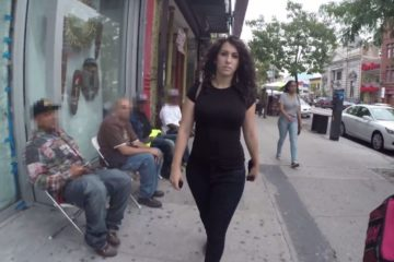 street harassment video