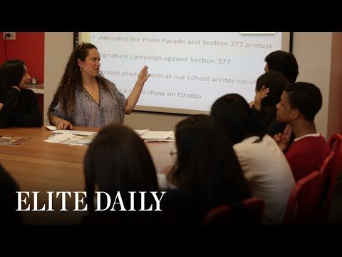 Teacher Inspires Her High School Students To Understand And Promote Feminism