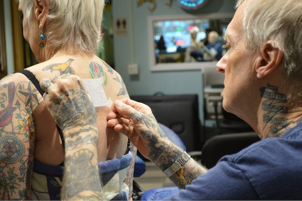 Tattoo Lady 3