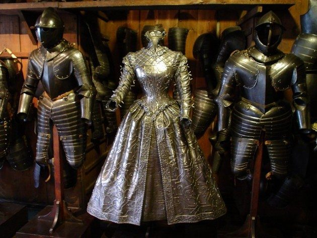 Image result for baroque female armour