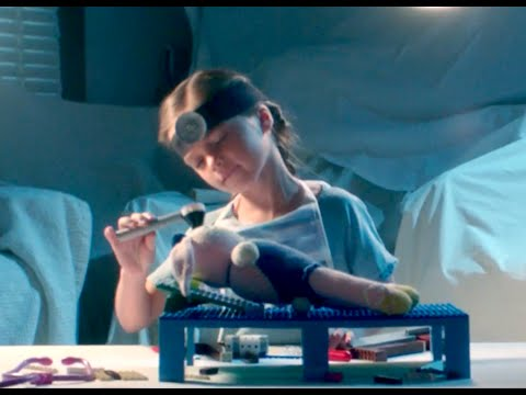 Eureka! New LEGO TV Ad Shows Girls As Independent Thinkers, Creative Dreamers, Inventive Builders