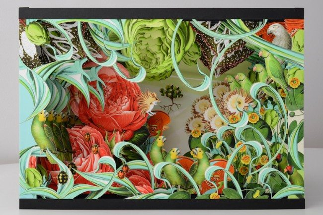 Gorgeously Intricate & Hand-Crafted Pop-Up Books